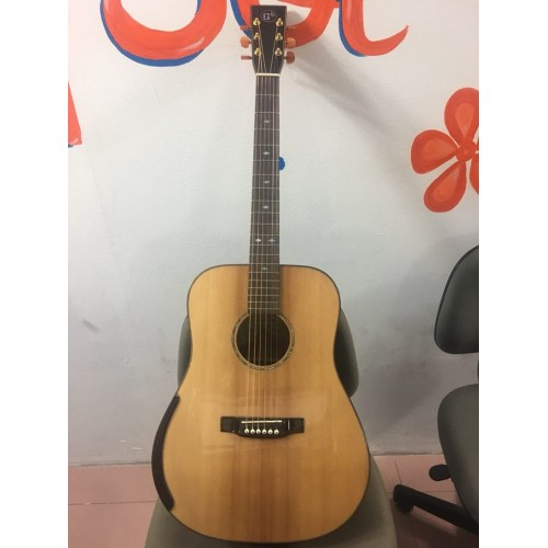 Guitar Acoustic GS BK350 EQ-GT4