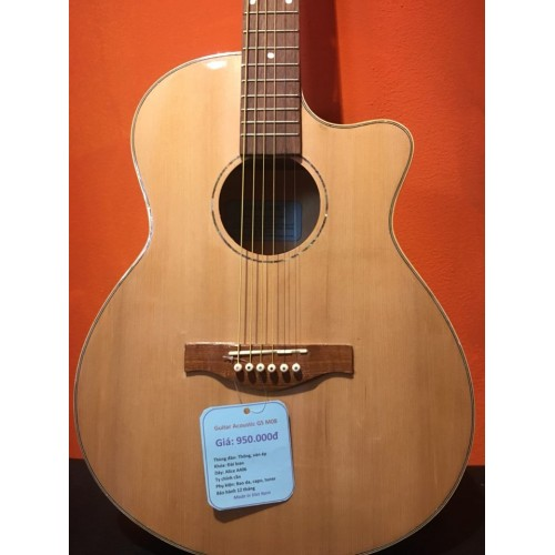 Guitar Acoustic GS M08