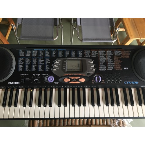 Organ Casio CTK 541