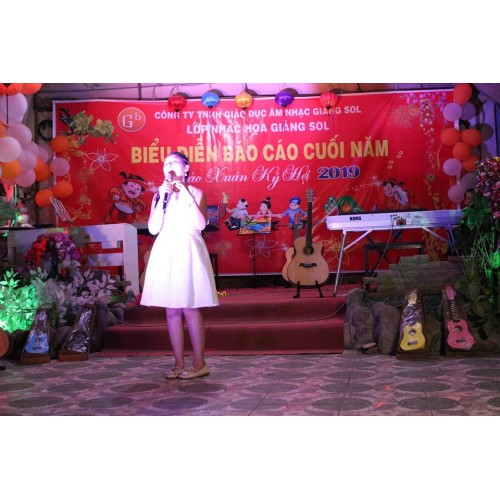 MY HEART WILL GO ON - Susi (Lớp nhạc họa Giáng Sol)