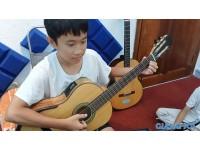 Carulli bài số 14   Trịnh Đàm Duy    Dạy đàn guitar quận 12    Lớp nhạc Giáng Sol Quận 12