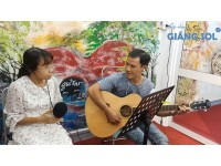 Phố Xa Guitar || Dạy đàn guitar quận 12 || Lớp nhạc Giáng Sol Quận 12