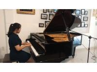 Right Here Waiting For You || Nhật Vy || Dạy Đàn Piano Quận 12 || Lớp nhạc Giáng Sol Quận 12