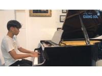 River Flows In You || Xuân Thái || Dạy Đàn Piano Quận 12 || Lớp nhạc Giáng Sol Quận 12