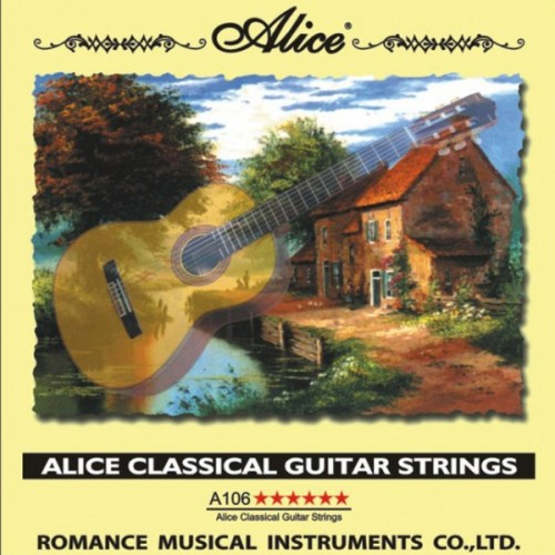 Bộ dây Guitar Classic Alice 106