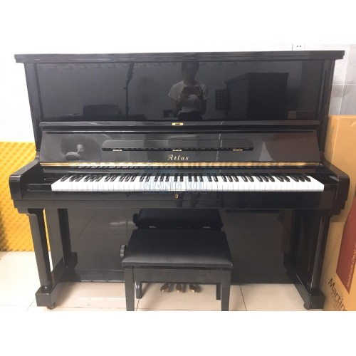 Bán đàn Piano cơ Atlas A35H || Shop Nhạc Cụ Giáng Sol Quận 12