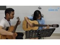 Mẹ Hiền Yêu Dấu || Ánh Thiện || Dạy Đàn Guitar Đệm Hát Quận 12 || Lớp Nhạc Giáng Sol Quận 12