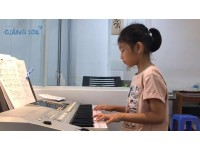 Cả Nhà Thương Nhau || Trâm Anh || Dạy Đàn Organ Quận 12 || Lớp Nhạc Giáng Sol