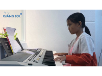 Happy Birthday || Ngọc Mai || Dạy Đàn Organ Quận 12 || Lớp nhạc Giáng Sol Quận 12