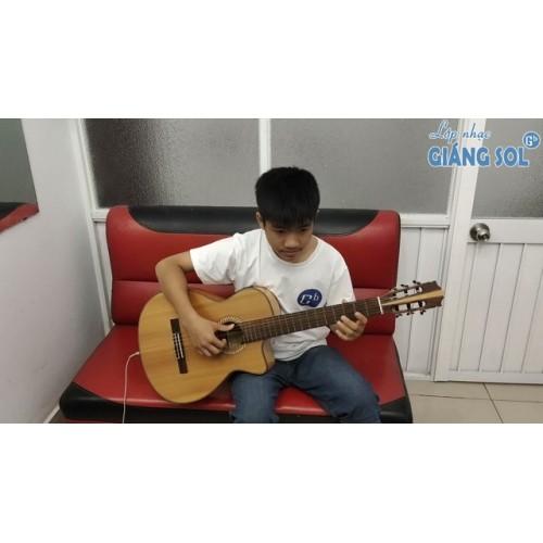 Dạy Đàn Guitar Quận 12 || Natalya || Sang Du || Lớp nhạc Giáng Sol Quận 12