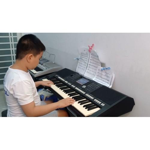 Dạy Đàn Organ Quận 12 || Alibaba || Quốc Hữu || Lớp nhạc Giáng Sol Quận 12