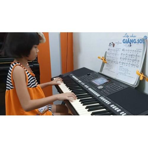 Dạy Đàn Organ Quận 12 || Cả Nhà Thương Nhau || Như Quỳnh || Lớp nhạc Giáng Sol Quận 12
