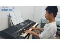 Dạy Đàn Organ Quận 12    Hài Lòng    Bình Minh    Lớp nhạc Giáng Sol Quận 12