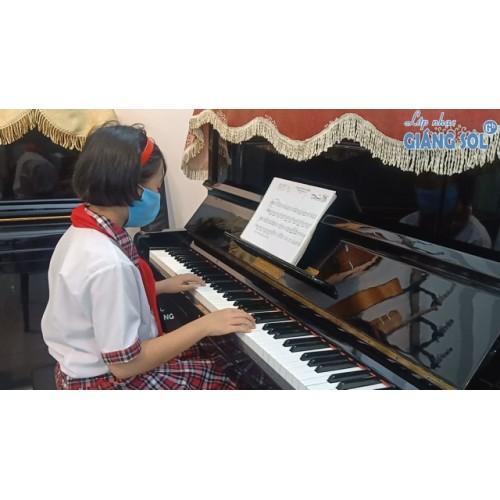 Dạy Đàn Piano Quận 12 || Bình Minh Xuân Ca || Khánh Thoa || Lớp nhạc Giáng Sol Quận 12