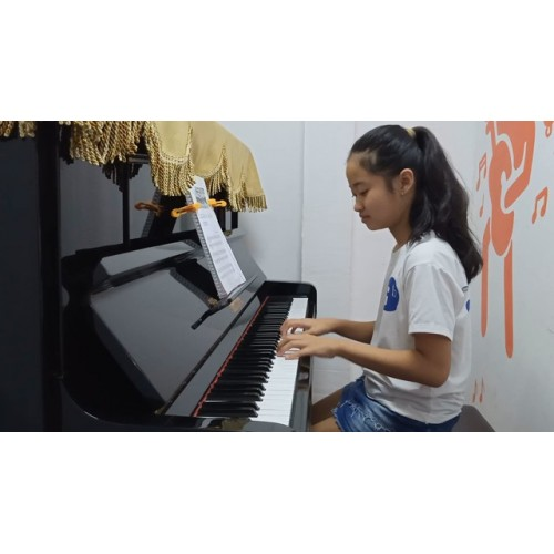 Dạy Đàn Piano Quận 12 || Can Can || Bảo Châu || Lớp nhạc Giáng Sol Quận 12