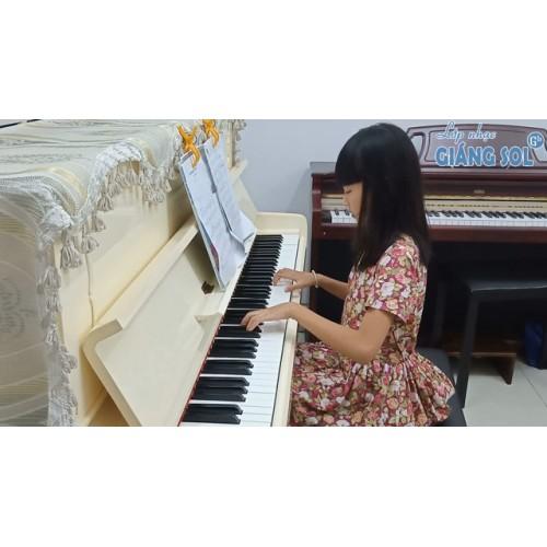 Dạy Đàn Piano Quận 12    Câu Chuyện Lãng Mạn    Tâm Như    Lớp nhạc Giáng Sol Quận 12
