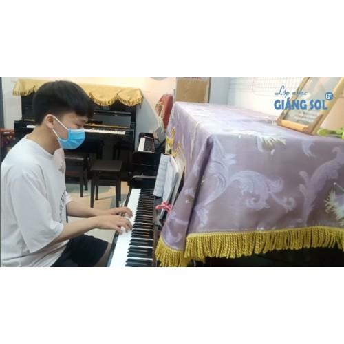 Dạy Đàn Piano Quận 12 || Chơi Đùa Với Nắng || Thiện Nghĩa || Lớp nhạc Giáng Sol Quận 12