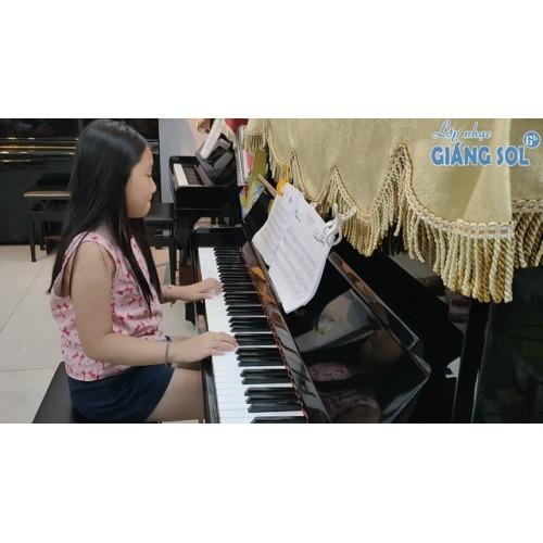 Dạy Đàn Piano Quận 12 || Chúc Thượng Lộ Bình An || Băng Tâm || Lớp nhạc Giáng Sol Quận 12