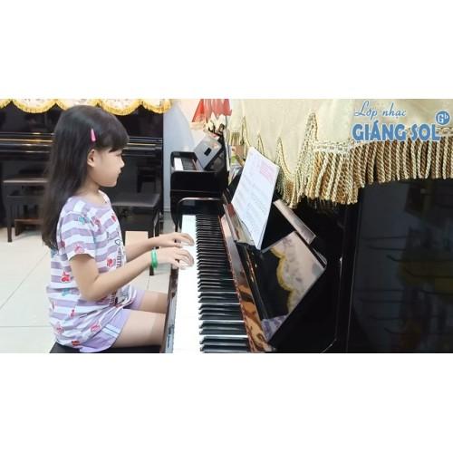 Dạy Đàn Piano Quận 12 || Thế Giới Thần Tiên || Khả Dung || Lớp nhạc Giáng Sol Quận 12