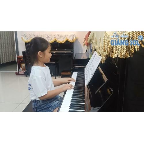 Dạy Đàn Piano Quận 12 || LonDon Bridge || Khánh Thy || Lớp nhạc Giáng Sol Quận 12