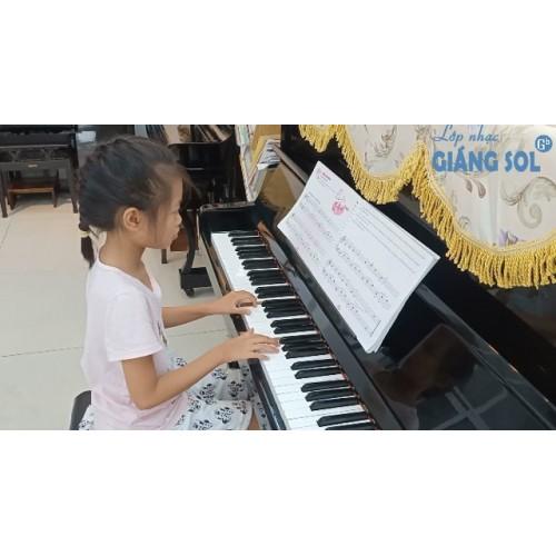 Dạy Đàn Piano Quận 12    Mẹ Hiền Yêu Dấu    Hà Phương    Lớp nhạc Giáng Sol Quận 12