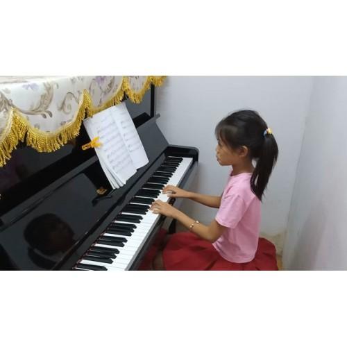 Dạy Đàn Piano Quận 12 || Menuet || Hà Phương || Lớp nhạc Giáng Sol Quận 12