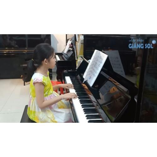 Dạy Đàn Piano Quận 12 || Một con Vịt || Hạnh Nguyên || Lớp nhạc Giáng Sol Quận 12