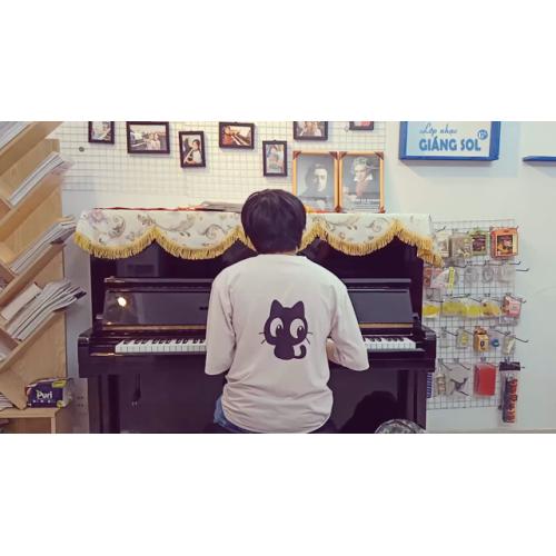 Dạy Đàn Piano Quận 12 || Nơi Này Có Anh || Thiện Nghĩa || Lớp nhạc Giáng Sol Quận 12