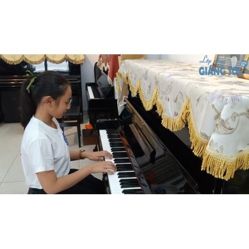 Dạy Đàn Piano Quận 12 || Proud Of You || Ngọc Hân || Lớp nhạc Giáng Sol Quận 12