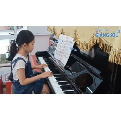 Dạy Đàn Piano Quận 12 || Tập Đếm || Hạnh Nguyên || Lớp nhạc Giáng Sol Quận 12