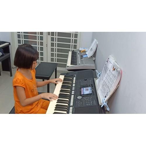 Dạy Đàn Organ Quận 12 || Thật Đáng Yêu || Như Quỳnh|| Lớp nhạc Giáng Sol Quận 12