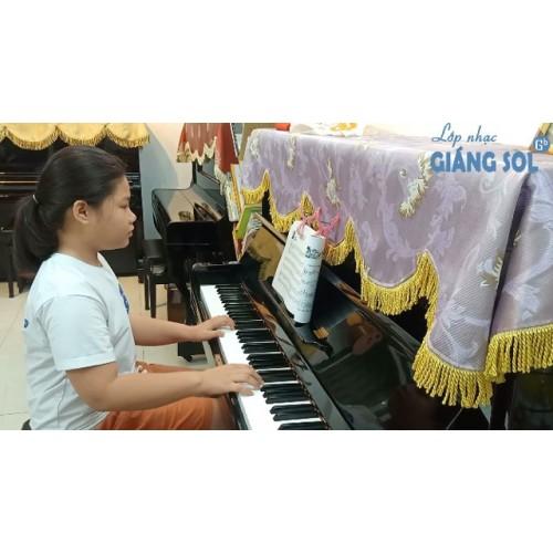 Dạy Đàn Piano Quận 12 || Tớ Có Điếu Thuốc Ngon || Quỳnh Như || Lớp nhạc Giáng Sol Quận 12