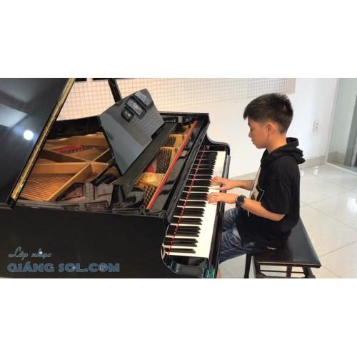 Hội chợ Scarborough - Anh Đức || Dạy đàn Piano Quận 12, Lớp nhạc Giáng Sol TP. HCM