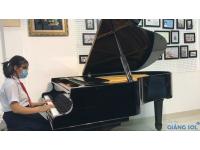 My Heart Will Go On    Cẩm Tú    Dạy Đàn Piano Quận 12    Lớp Nhạc Giáng Sol Quận 12