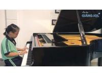Romance || Khánh Vân || Dạy Đàn Piano Quận 12 || Lớp Nhạc Giáng Sol Quận 12