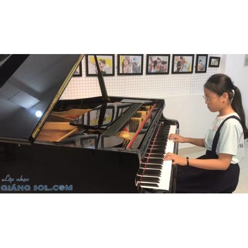 Proud Of You    Hải Âu    Dạy Piano Quận 12    Lớp Nhạc Giáng Sol