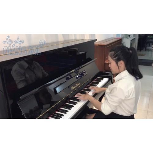 River Flows In You    Yiruma    Nhật Vy    Dạy Piano Quận 12    Lớp Nhạc Giáng Sol