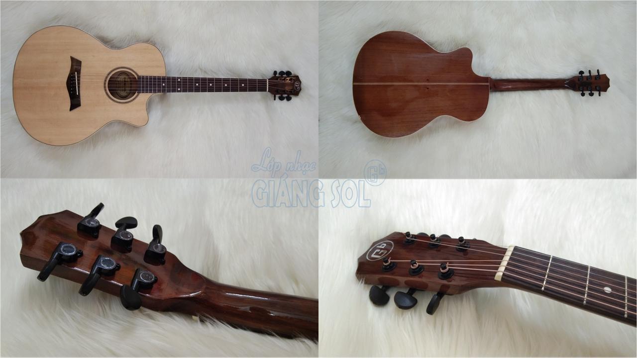 Bán đàn Guitar Acoustic GSA45D    Shop Nhạc Cụ Giáng Sol Quận 12, địa chỉ bán đàn guitar ở quận 12, cơ sở bán đàn guitar giá rẻ, bán đàn guitar quận 12, shop guitar acoustic, shop đàn, bán đàn ukulele quận 12, bán đàn piano quận 12
