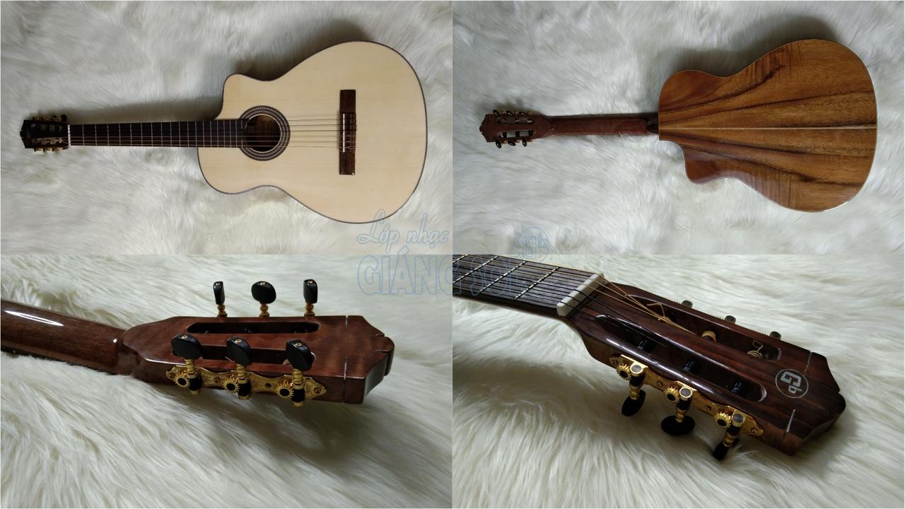 Bán đàn Guitar Classic GSC714K-R || Shop Nhạc Cụ Giáng Sol Quận 12,địa chỉ bán đàn guitar ở quận 12, cơ sở bán đàn guitar giá rẻ, bán đàn guitar quận 12, shop guitar acoustic, shop đàn, bán đàn ukulele quận 12, bán đàn piano quận 12